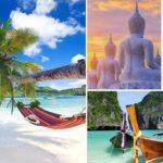 Phuket, Abu Dhabi & Seychelles